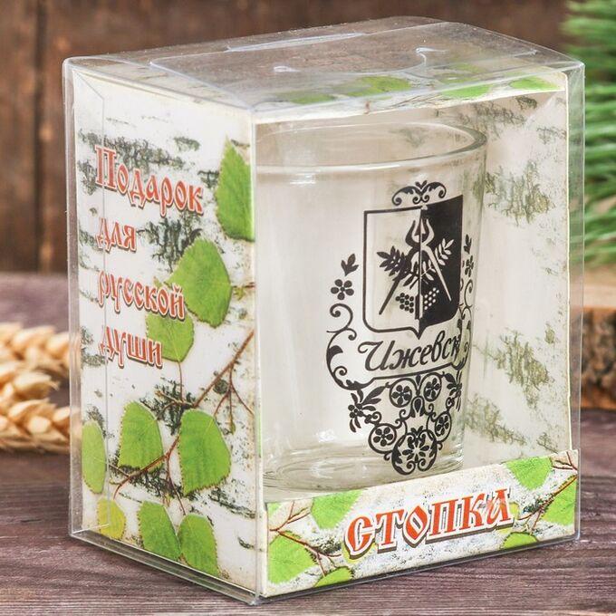 Рюмка сувенирная «Ижевск», 50 мл