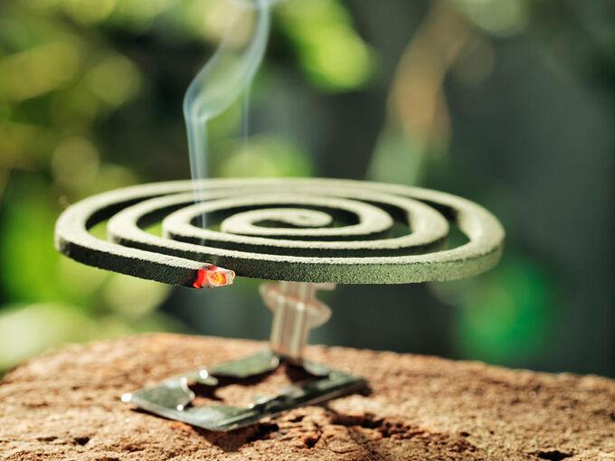 Спираль от комаров, москитов и мошки FROG 10 шт.