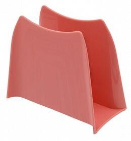 Салфетница Салфетница [KRITA] КОРАЛЛ. Размер111,9 х 53,7 х 93 мм.Салфетница Krita, прекрасно подойдёт для бумажных салфеток, и не займет много места на столе. Нейтральные цвета салфетницы Krita, котор