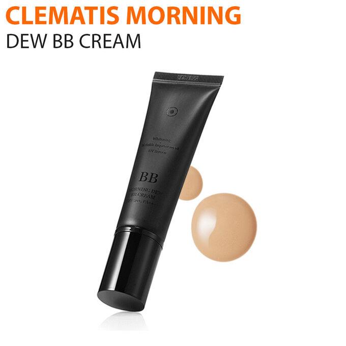 Clematis Morning Dew BB Cream SPF 50+/PA+++ - BB-крем 50 мл