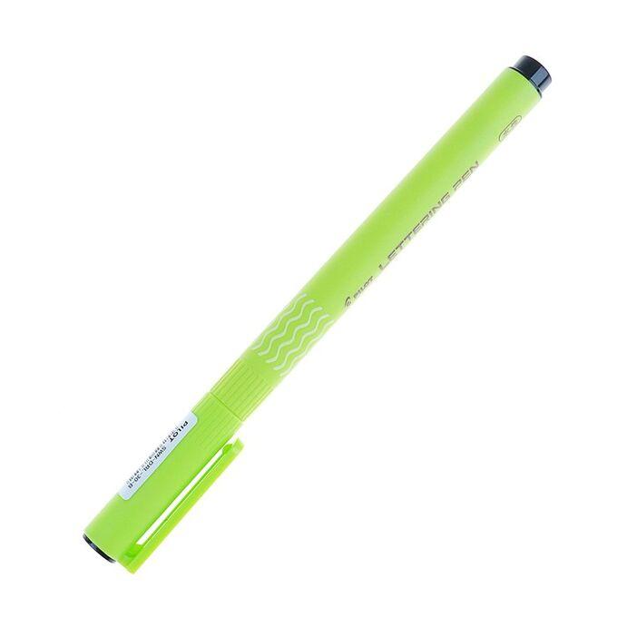 Ручка капиллярная PILOT Lettering Pen 0.3 мм, черная, для леттеринга, каллиграфии, скетчинга, черчения и рисования