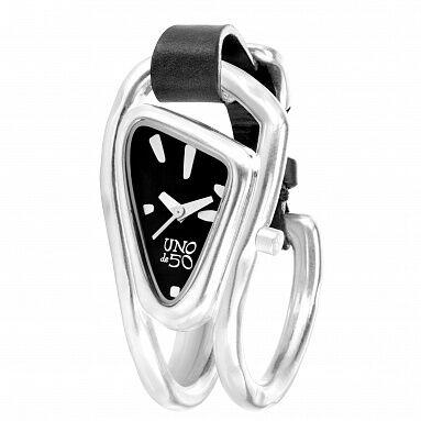 Часы UNOde50 REL0132 Din Don Черные в Уссурийске