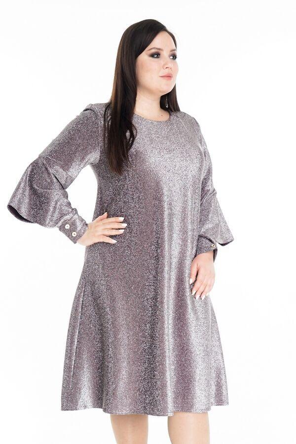 Платье с широкими рукавами 56-58 во Владивостоке