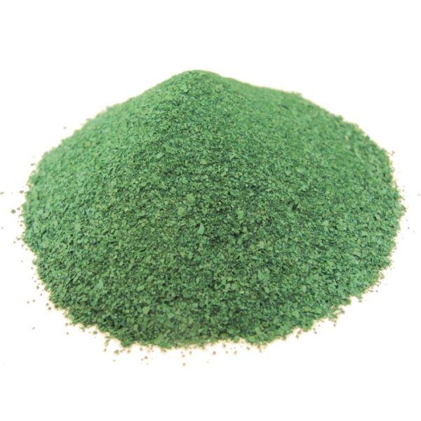 П22. Спирулина Премиум, порошок, (Spirulina Premium powder) крафт дойпак 50 г