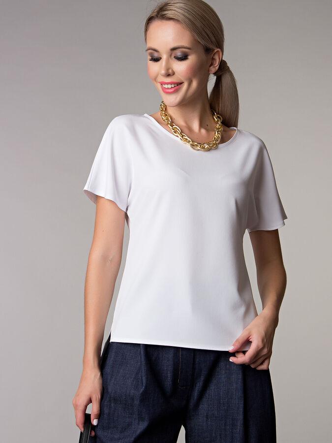 Блуза цвет белый (Б-29-4)