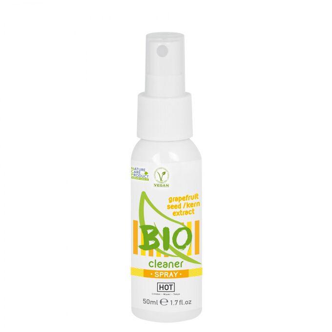 Органический очищающий спрей с дезинфицирующим эффектом Вio Cleaner (50 мл)