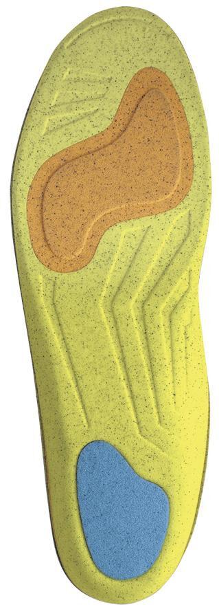 Стельки ортопедические для спорта «ТЕРМ»