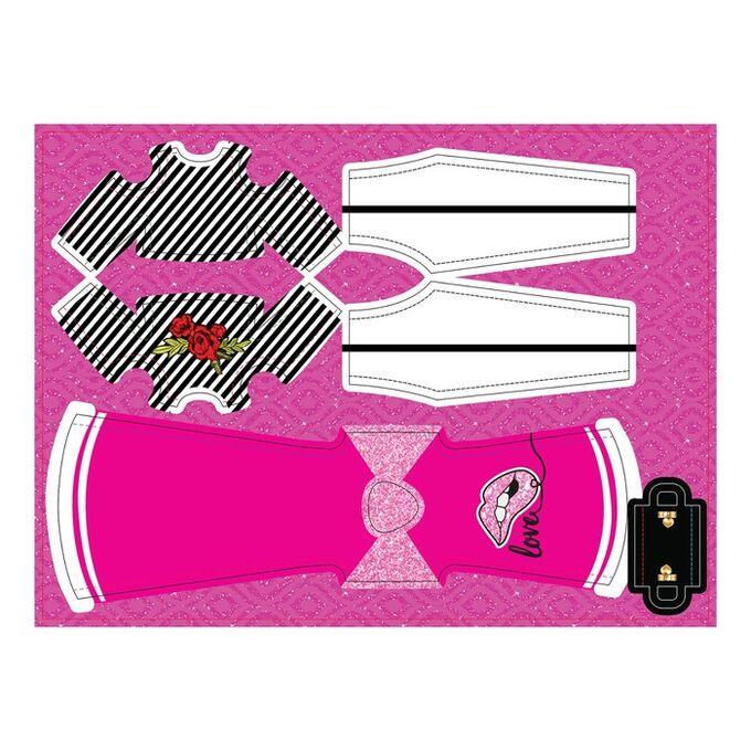 Кукла с набором одежды для шитья Art Fashion