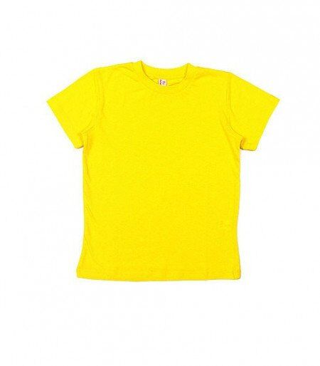 Футболка жёлтая