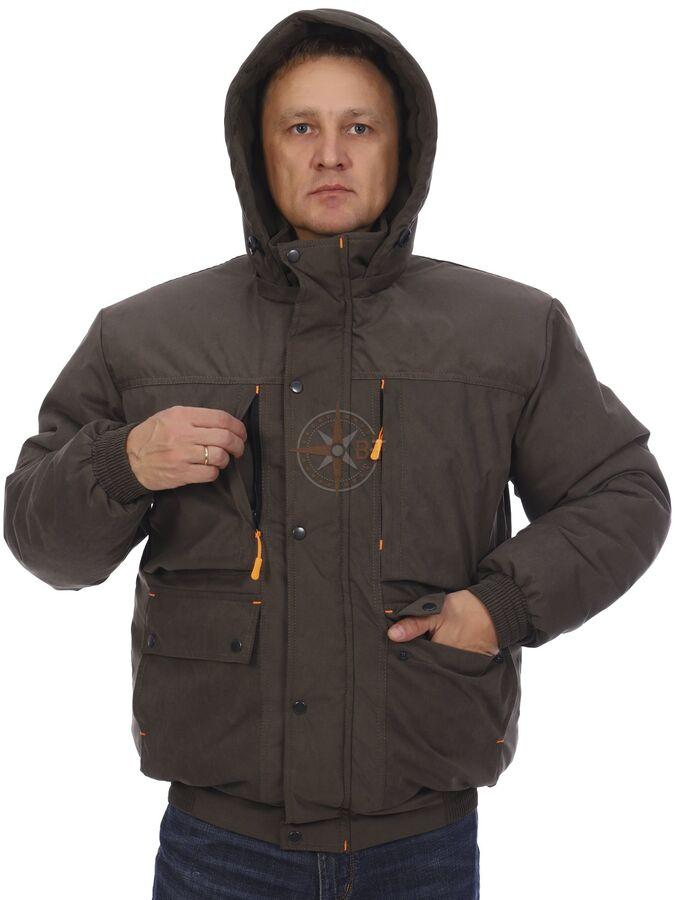 Куртка Беркут (исландия хаки)