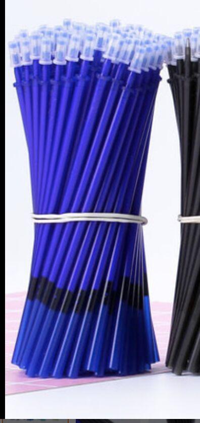 Стержень синий  стираемый к ручки пиши-стирай