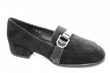Туфли Н20-38 черн