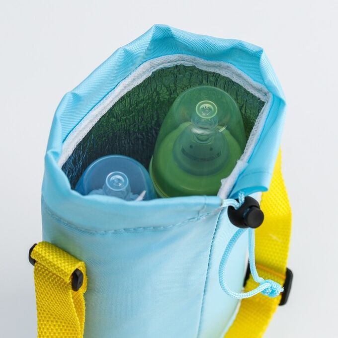 Термосумка для бутылочки «TRAND. Пёсики», для 2 бутылочек