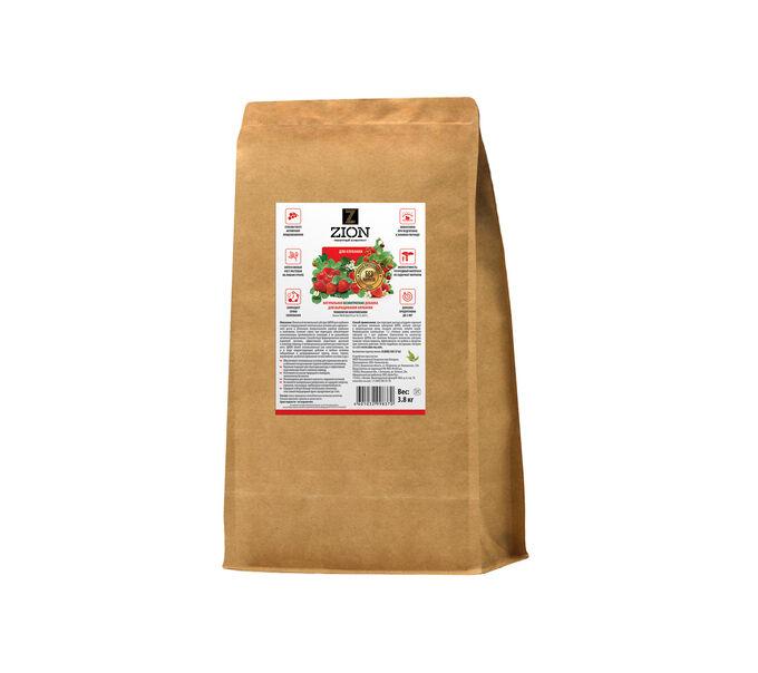 Цион для клубники (крафтовый мешок, 3,8 кг)