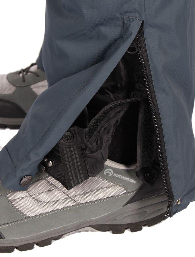 Мужские зимние горнолыжные брюки темно-синего цвета 809TS