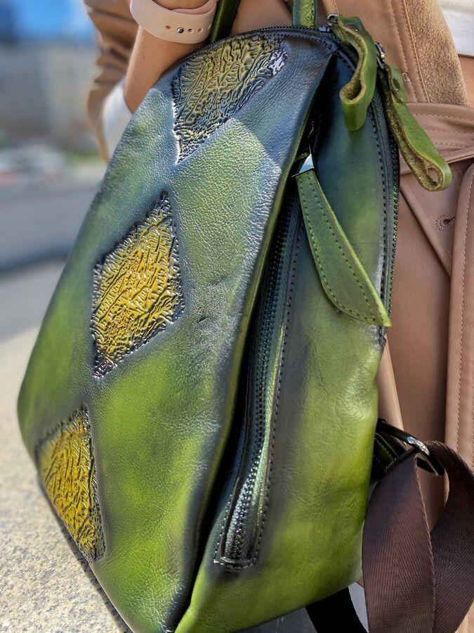 Рюкзак женский ❗️ВИДЕООБЗОР❗️