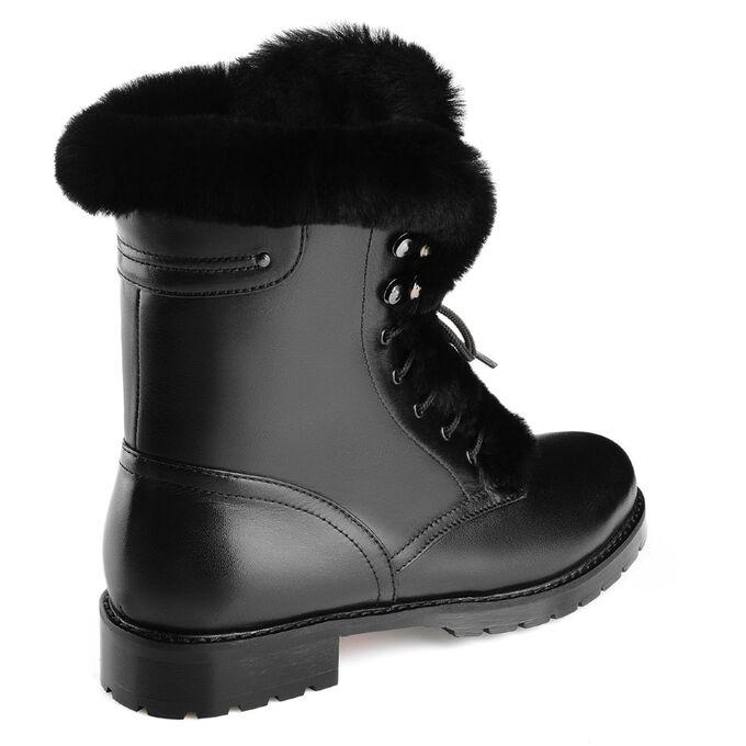 Ботинки-берцы женские зимние. Модель 3220 н (зима)