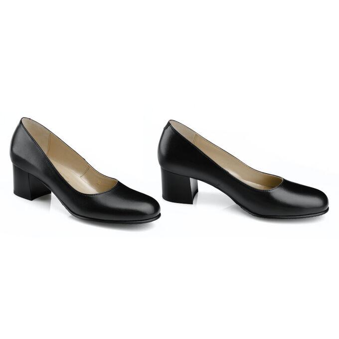 Модельные женские туфли из натуральной кожи. Модель 2367