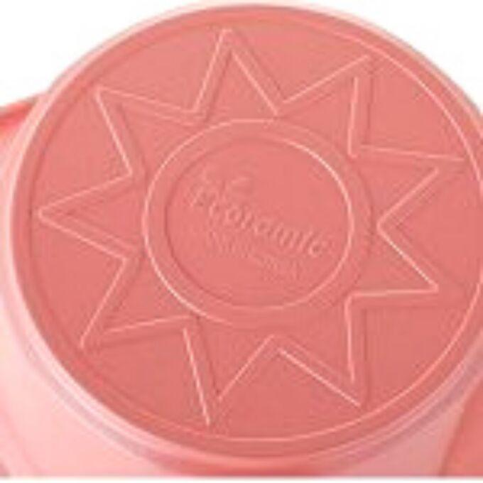 Кастрюля Ecoramic Titan 24 см (розовая) с каменным антипригарным покрытием с крышкой