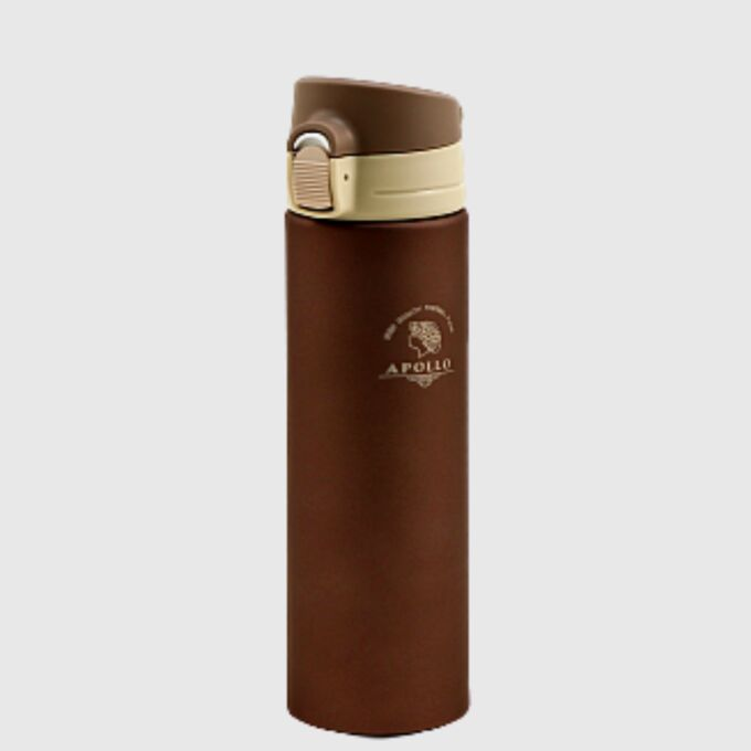 Термос питьевой Apollo 0,48 л. коричневый