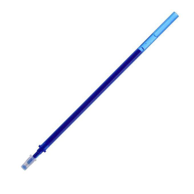 Набор ручка гелевая ПИШИ-СТИРАЙ, пишущий узел 0.5 мм, чернила синие + 9 синих стержней