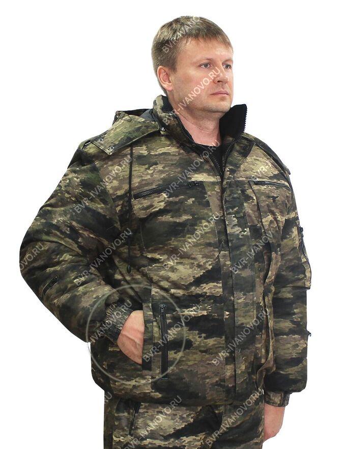 Костюм зимний БВР тк.Алова цв.Тигр