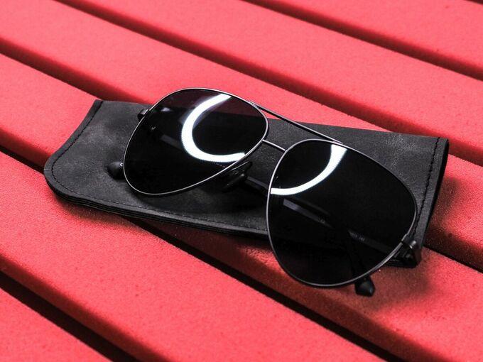 Очки солнцезащитные Xiaomi TS Turok Black SM005