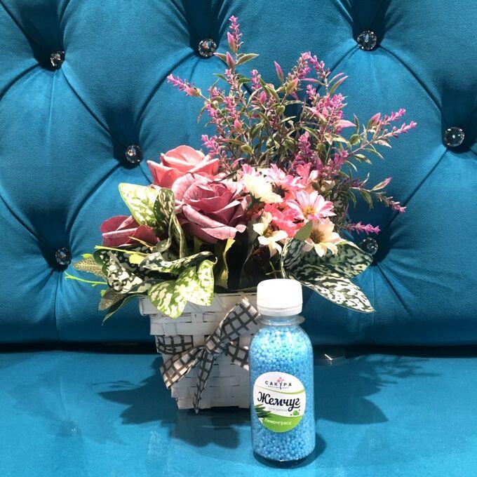 Жемчуг для ванны Sakura с ароматом Лемонграсс