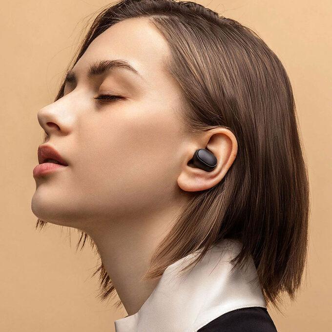Беспроводные наушники Xiaomi Redmi AirDots 2 True Wireless Bluetooth Headset