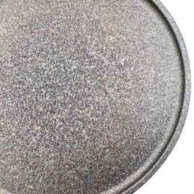 Сковорода блинная Gochu Ecoramic 24 см с каменным покрытием для всех видов плит, включая индукционные