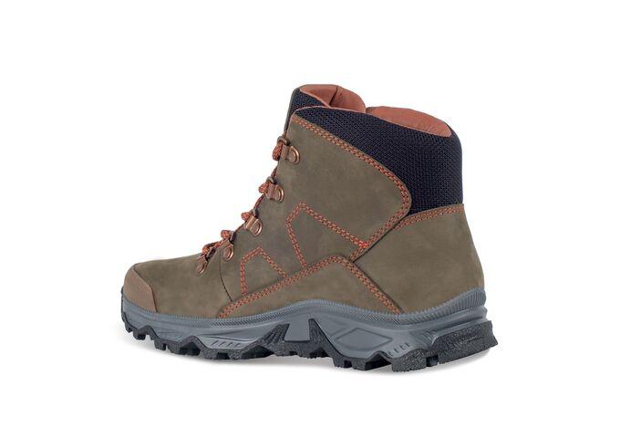Ботинки TREK Brook3 зеленый (текстиль)