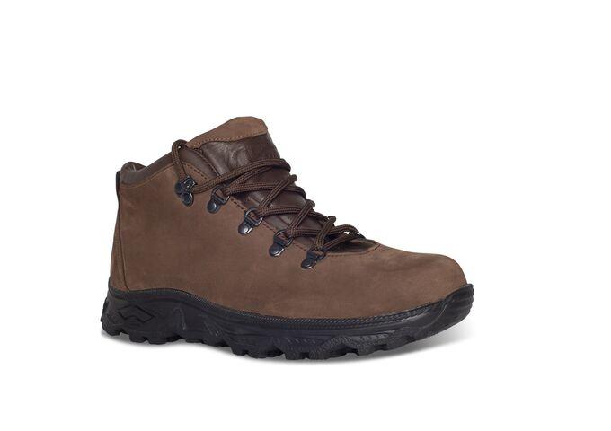 Ботинки TREK Andes3 коричневый (шерст.мех)