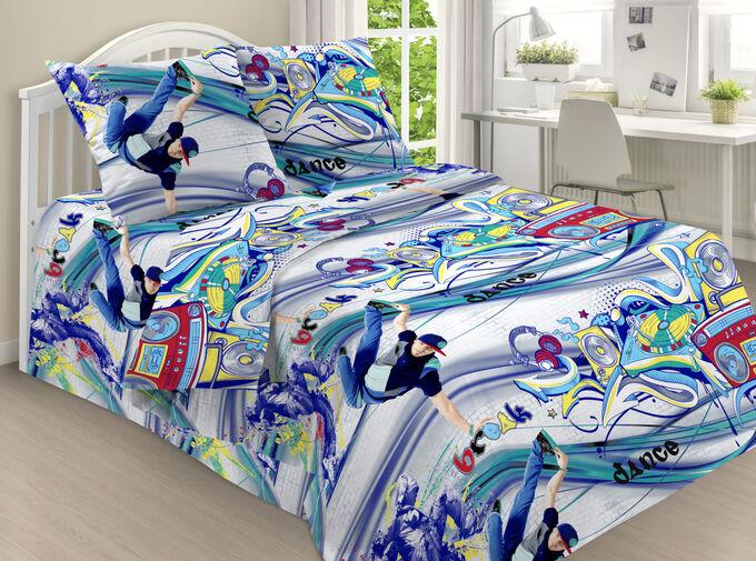 Комплект постельного белья Laska la 1643 1,5 сп.