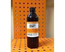 Тех. жидкость НижегородХимПром Нашатырный спирт, БТ-4 0,5л. СТЕКЛО (25 шт/кор)