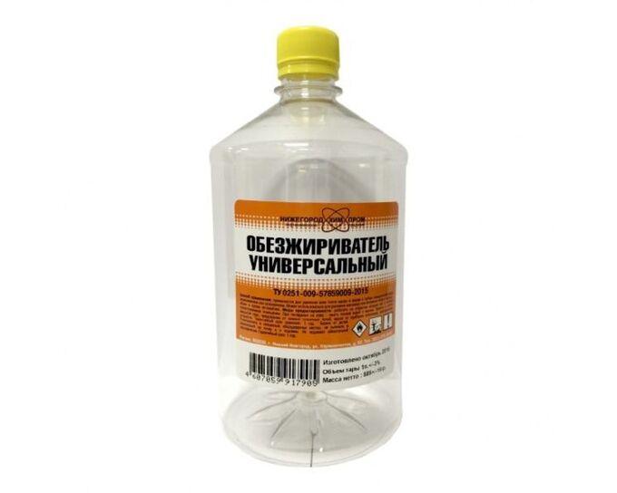 Тех. жидкость НижегородХимПром Обезжириватель, ПЭТ 0,5 л. (25/кор)