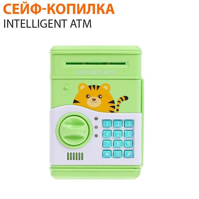 Детский сейф-копилка Intelligent ATM