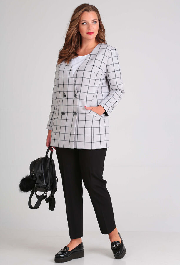 Комплект Anastasia Mak 634 серый