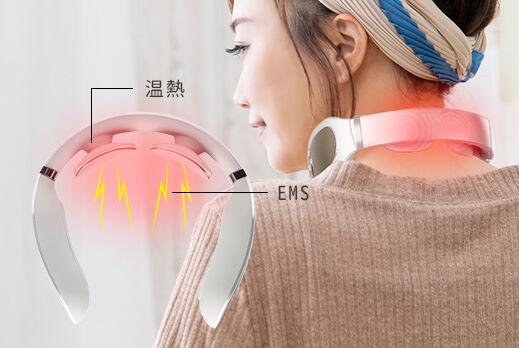 BELULU Relax be - EMS массажер для расслабления мышц шейного отдела