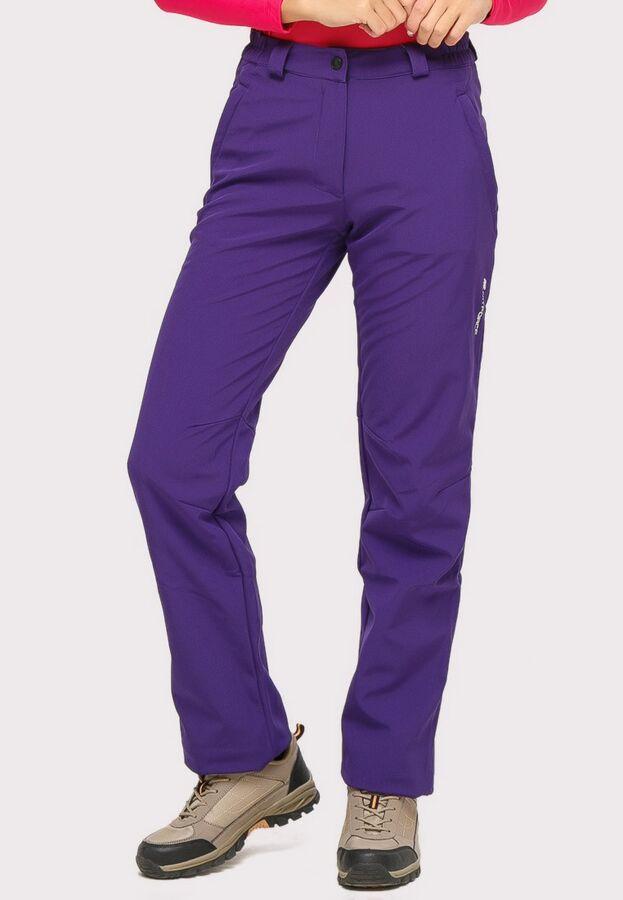 Женские осенние весенние виндстопер большого размера фиолетового цвета 1852-1F