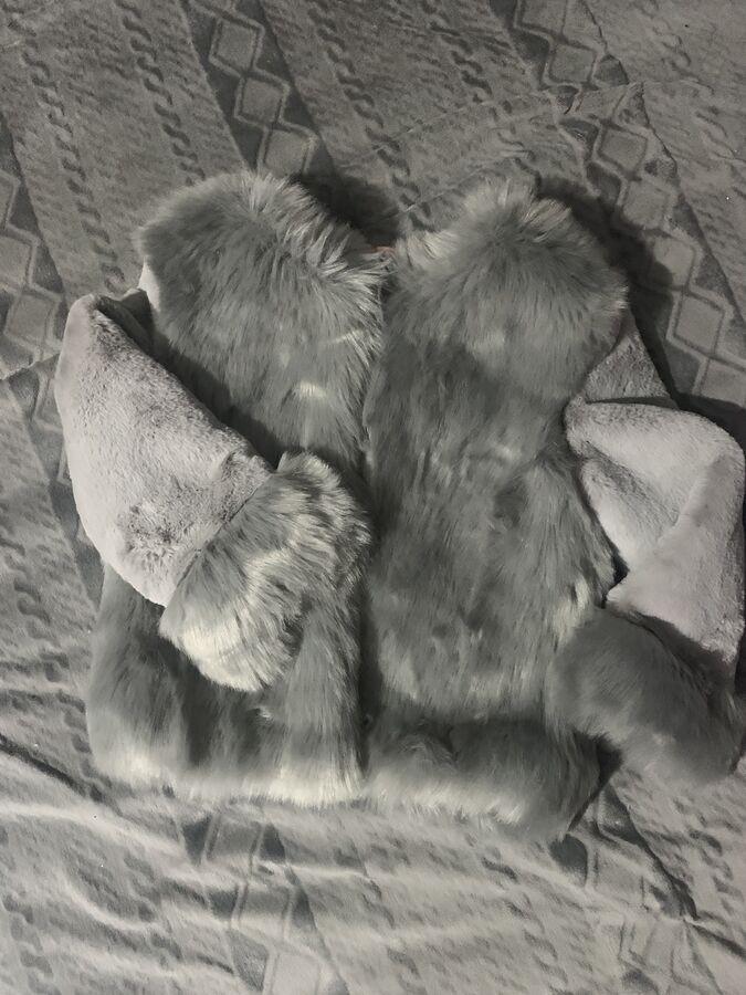 Шубка детская из искусственного меха во Владивостоке