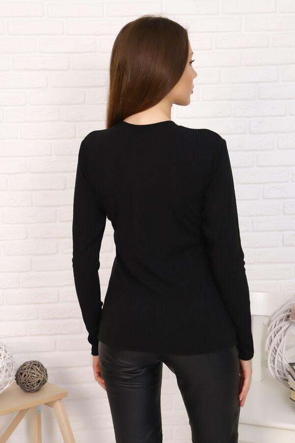 Водолазка Бренд: Натали. Ткань: лапша  Состав: 40% полиэстер, 54% вискоза, 6% лайкра  Женская водолазка - это базовый предмет одежды каждого гардероба. Водолазка прилегающего силуэта с длинным рукавом