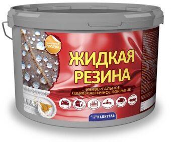 Покрытие Жидкая Резина белая 6 кг