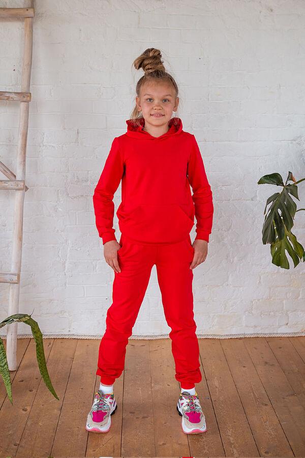 """Костюм c капюшоном """"Красный"""" Детский"""