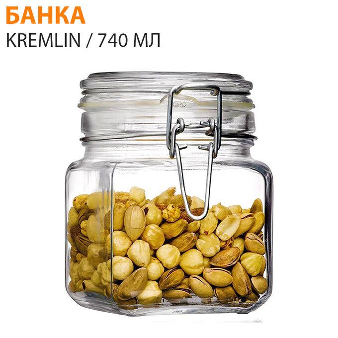 Банка для хранения Kremlin / 740 мл