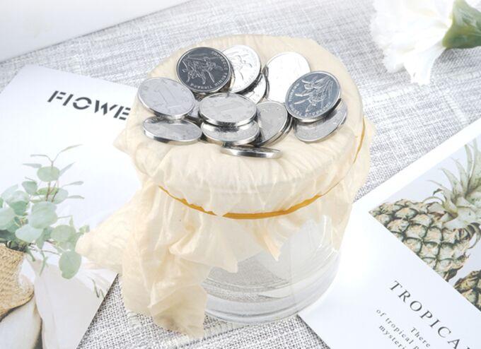 Бамбуковые гипоаллергенные салфетки четырехслойные Shukele Soft & Clean 360 шт. / 1 Упаковка