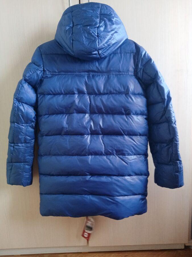 Куртка зимняя на мальчика росто 158! Очень клевая во Владивостоке