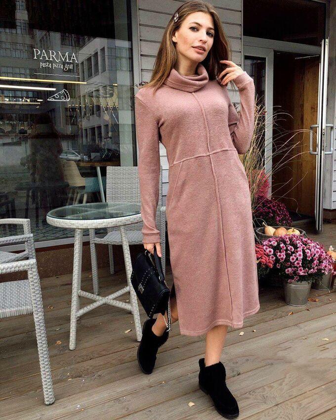 Теплое Платье 48р, подойдёт беременным во Владивостоке