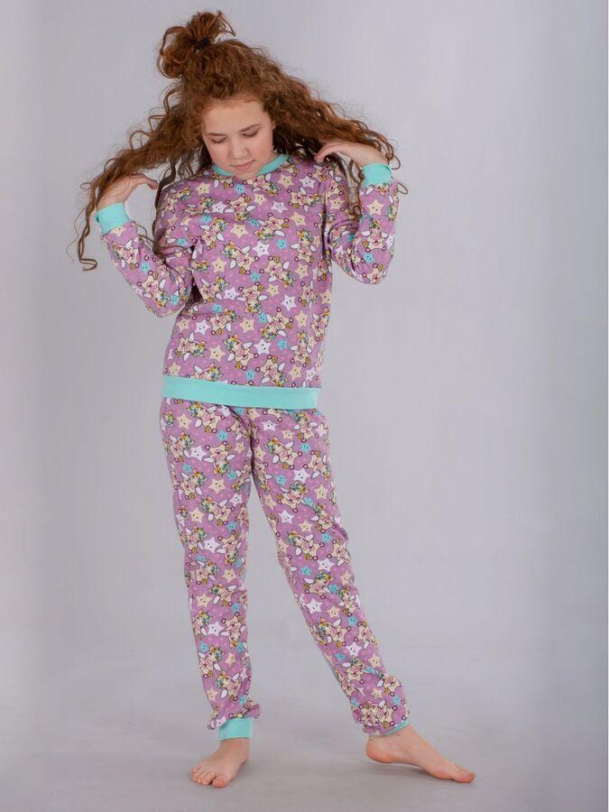Пижама детская Единорог