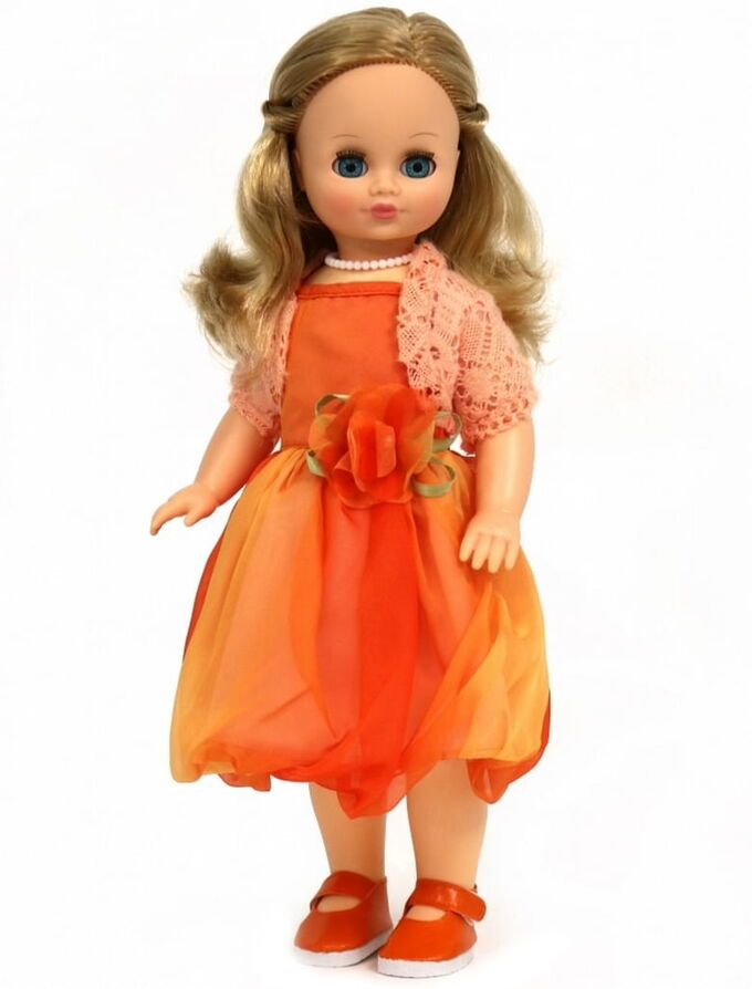 Кукла Лиза Весна 19  (озвученная)