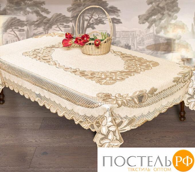 598/3 В, Tacjan (Тициан) , прямоугольная, размер 120 см х 160 см, цвет: кремово-золотистый во Владивостоке